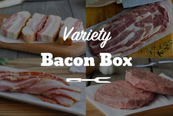 Variety Bacon Box.