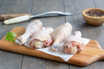 Brined Chicken Drumsticks