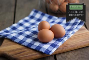 Dozen Pullet Eggs (Farmer's Eggs)