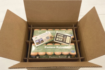 3 ½ Dozen Fresh Egg Box