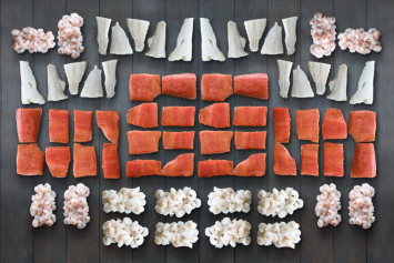 Wild for Seafood Box Freezer-Filler