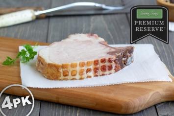 4 PK Smoked Pork Chop