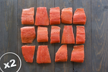 2021 Wild for Salmon Box X2