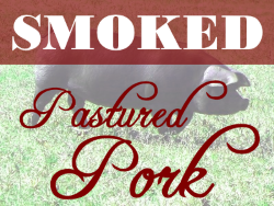 "Smoked Ham Steak (1"")"