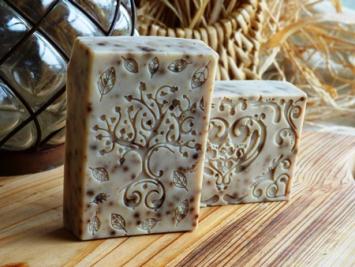 Bergamot & Clove - Embossed Bar Soap