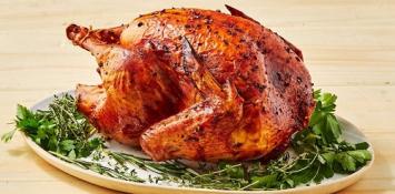 Pasture Raised Turkey Thaden