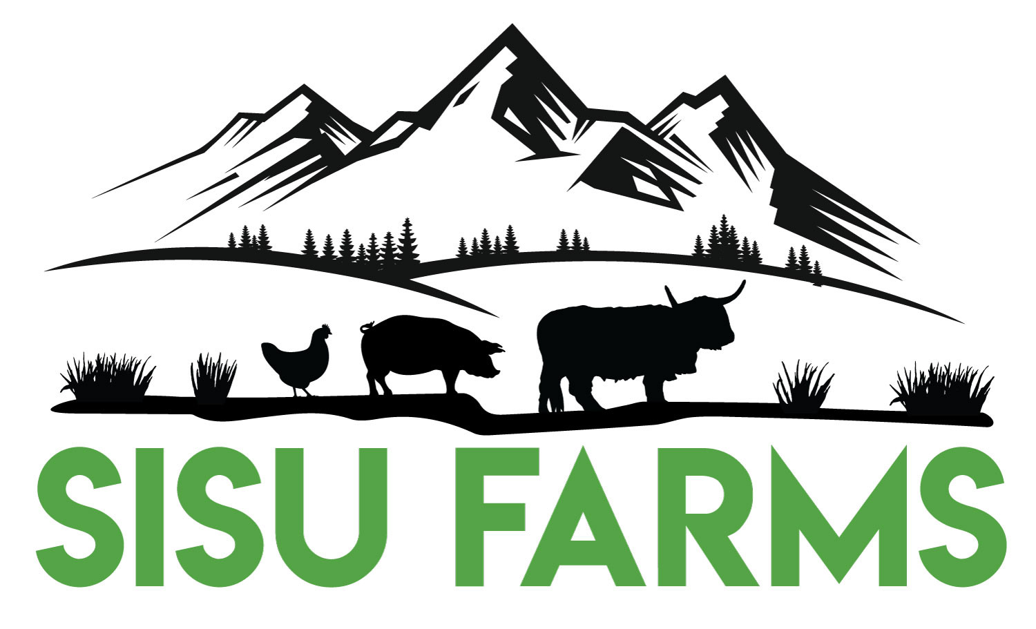 Sisu Farms Logo