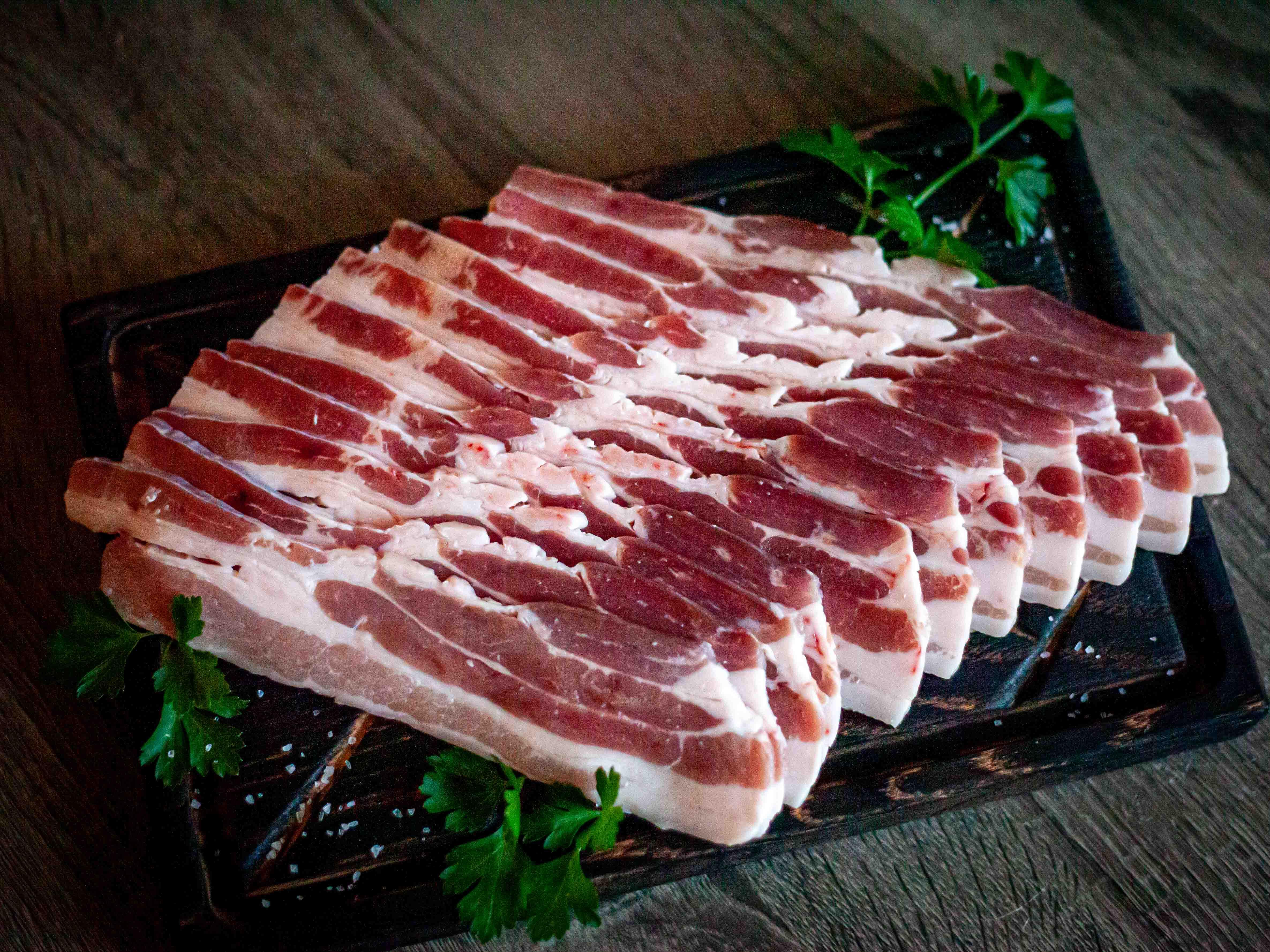 Pork-Fresh Sliced Belly