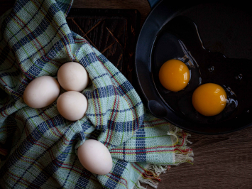 Duck Eggs 1/2dz