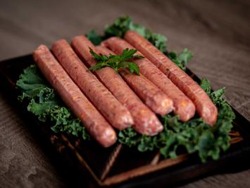 Pork-Andouille Sausage