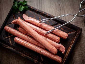 Smoked Pork Jalapeno Cheddar Polish Sausage