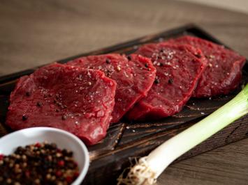 Beef Cubed Steak