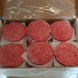 Bison Formed Patties- 1/3 Pound