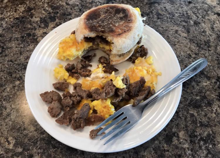 Bison Breakfast Sausage