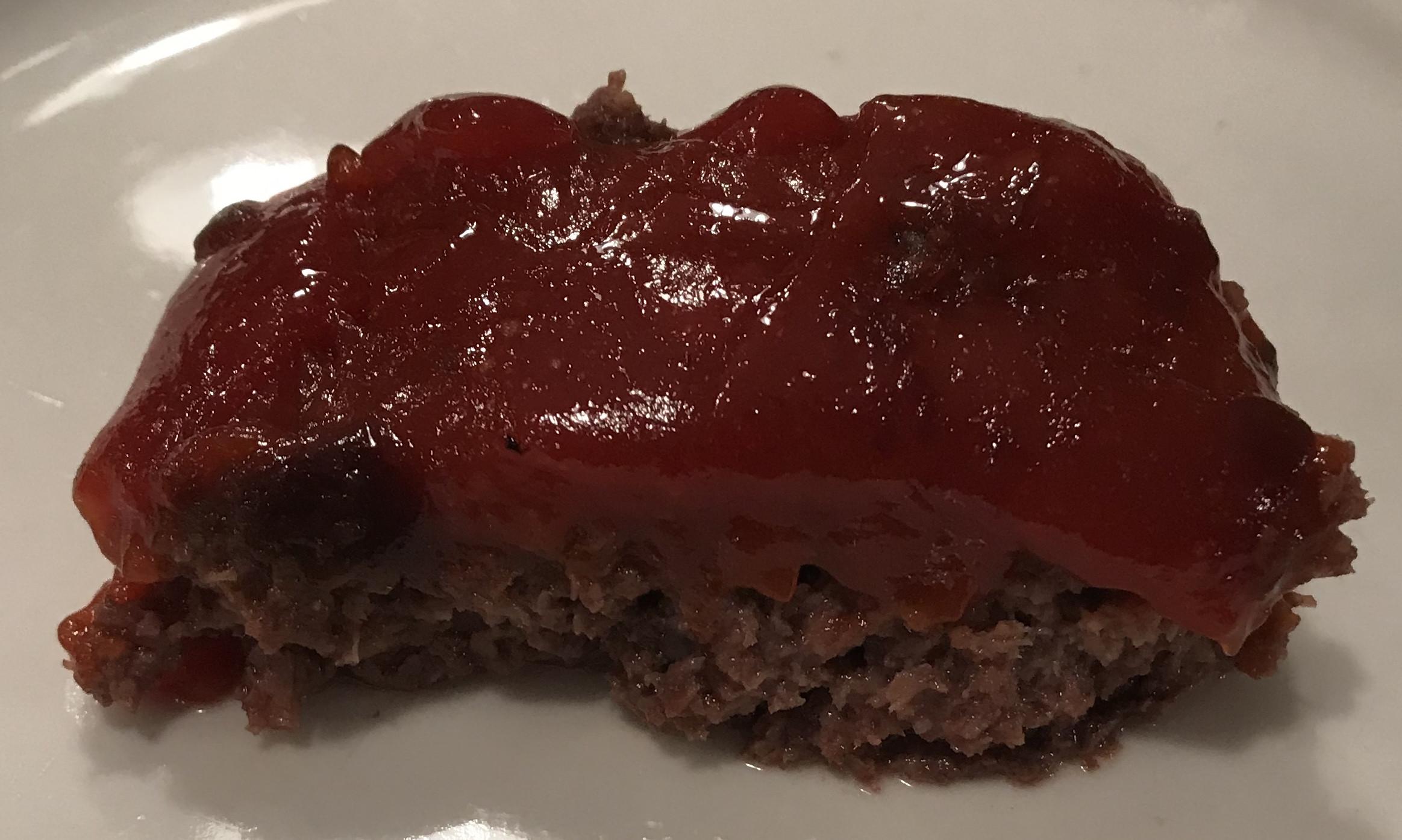 Easy Bison Meatloaf