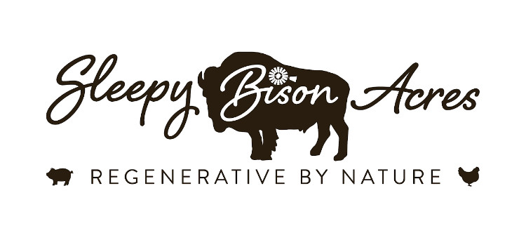 Sleepy Bison Acres Logo