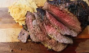 Bison Tri Tip Steak