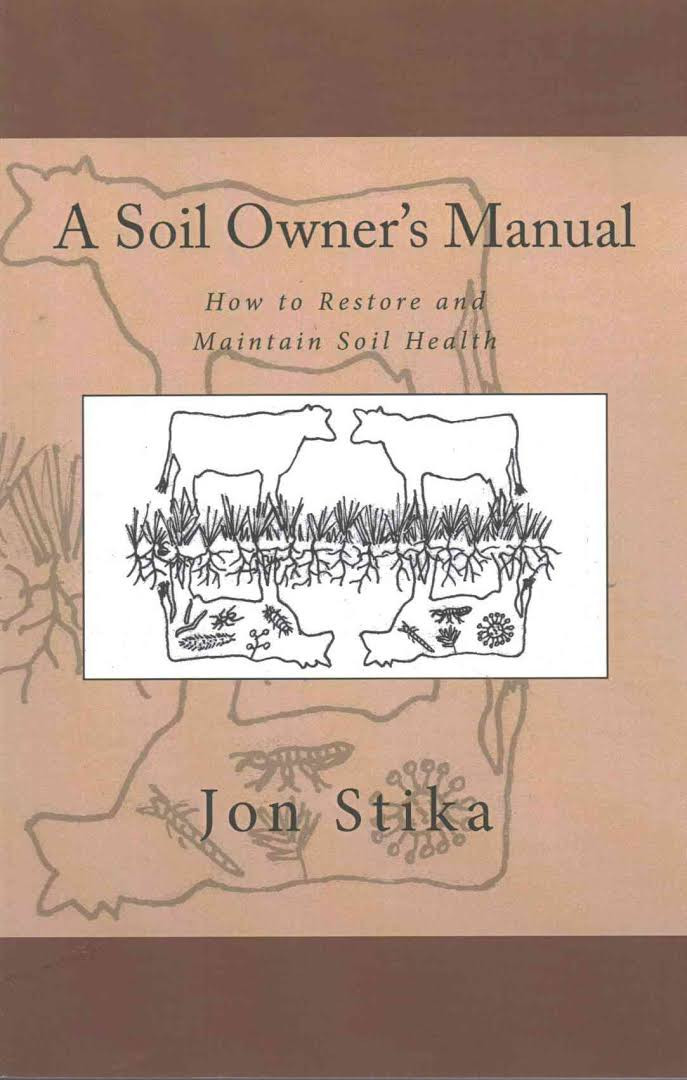 Soil Owner's Manual