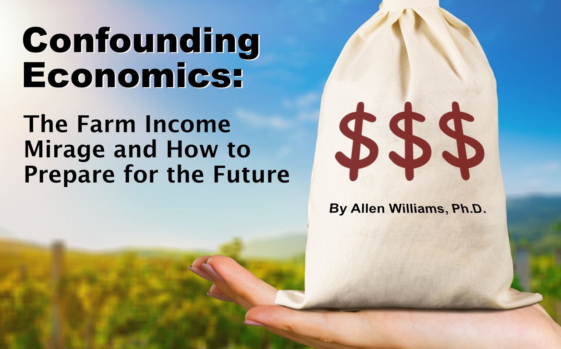 Confounding Economics: The Farm Income Mirage and How to Prepare for the Future