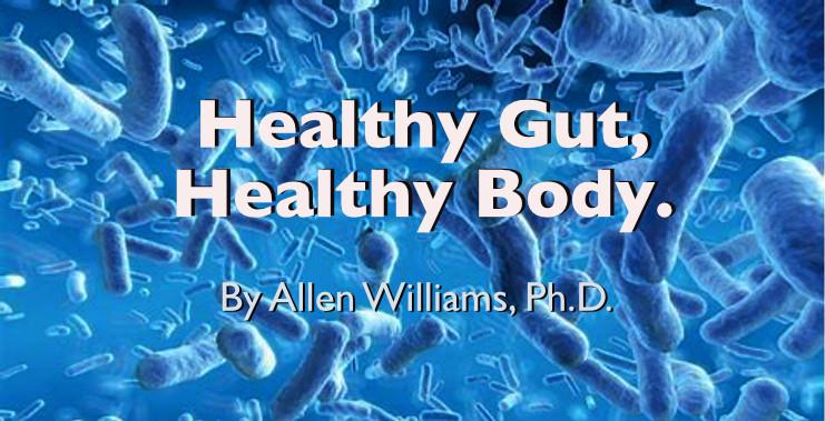 Healthy Gut, Healthy Body