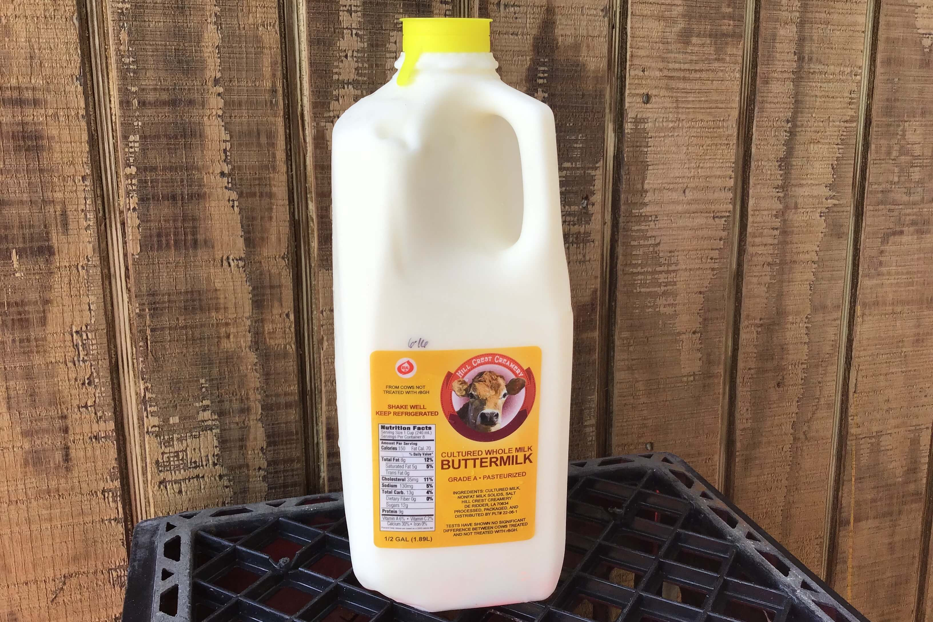 Buttermilk 1/2 gal