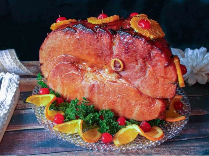 Thanksgiving Ham, Small