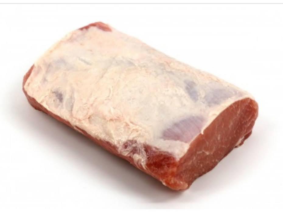 Boneless pork loin roast