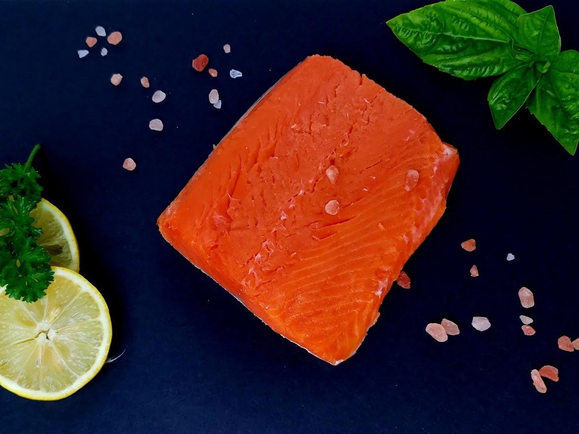 Sockeye Salmon Portion