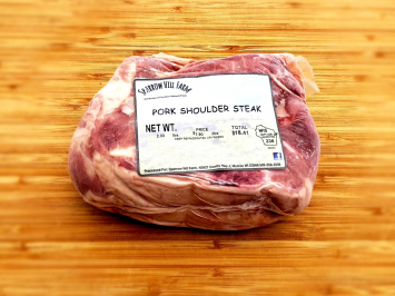 Pork Shoulder Steaks