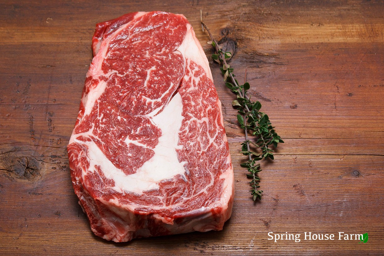 Delmonico Steak, Beef