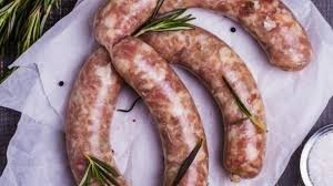 Sausage, Hot Italian, Links
