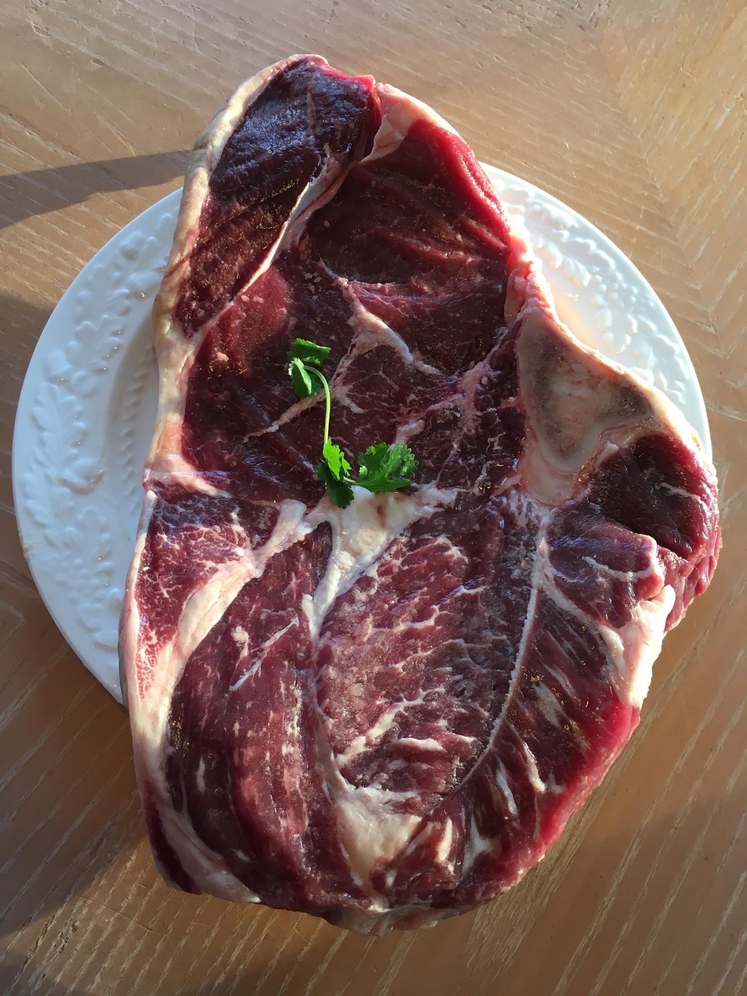 Sirloin Steak, Beef