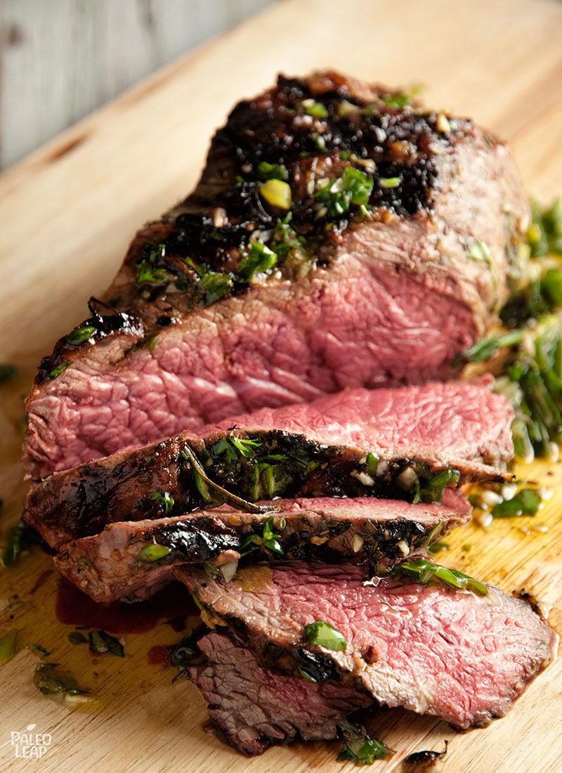 Sirloin Roast, Beef