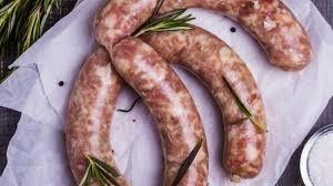 Sausage, Nutmeg, Link