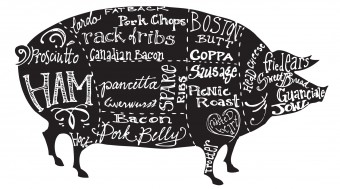 Whole Pork - 112lb Bundle