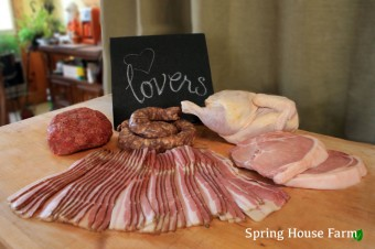 SPRING CSA Lovers Share