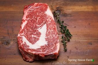 Delmonico Steak, Beef