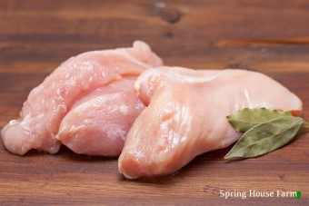 Breast - Boneless/Skinless, Chicken