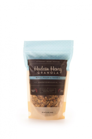 Hudson Henry Maple, Pecans and Coconut Granola