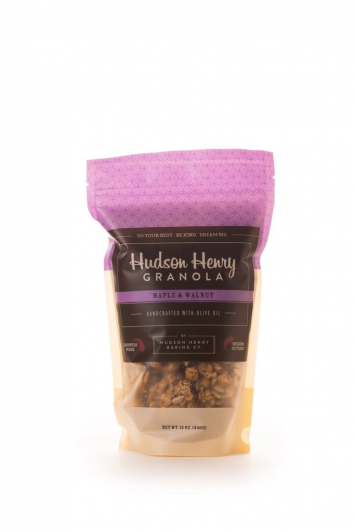Hudson Henry Maple and Walnuts Granola