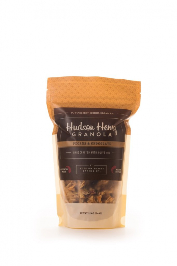 Hudson Henry Pecans and Chocolate Granola