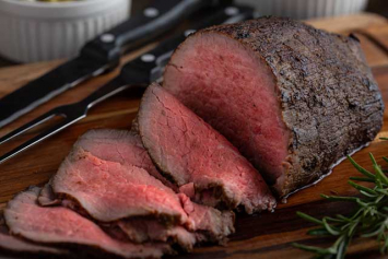 Eye Round Roast, Boneless, Beef
