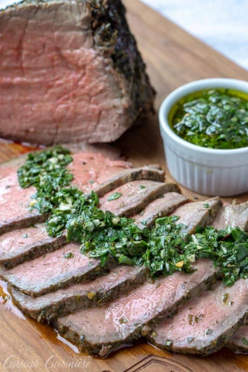 Top Round Roast, Beef