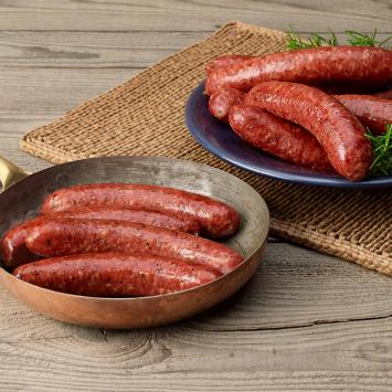 Summer Sausage, Uncooked, Beef