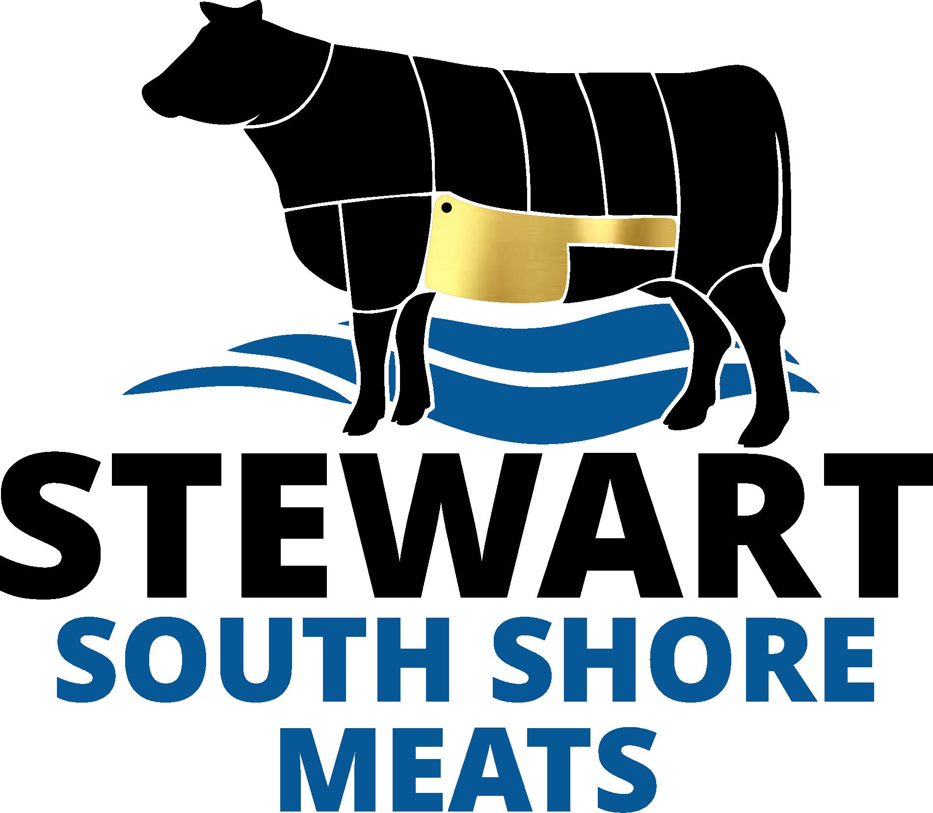 Stewart South Shore Meats Logo