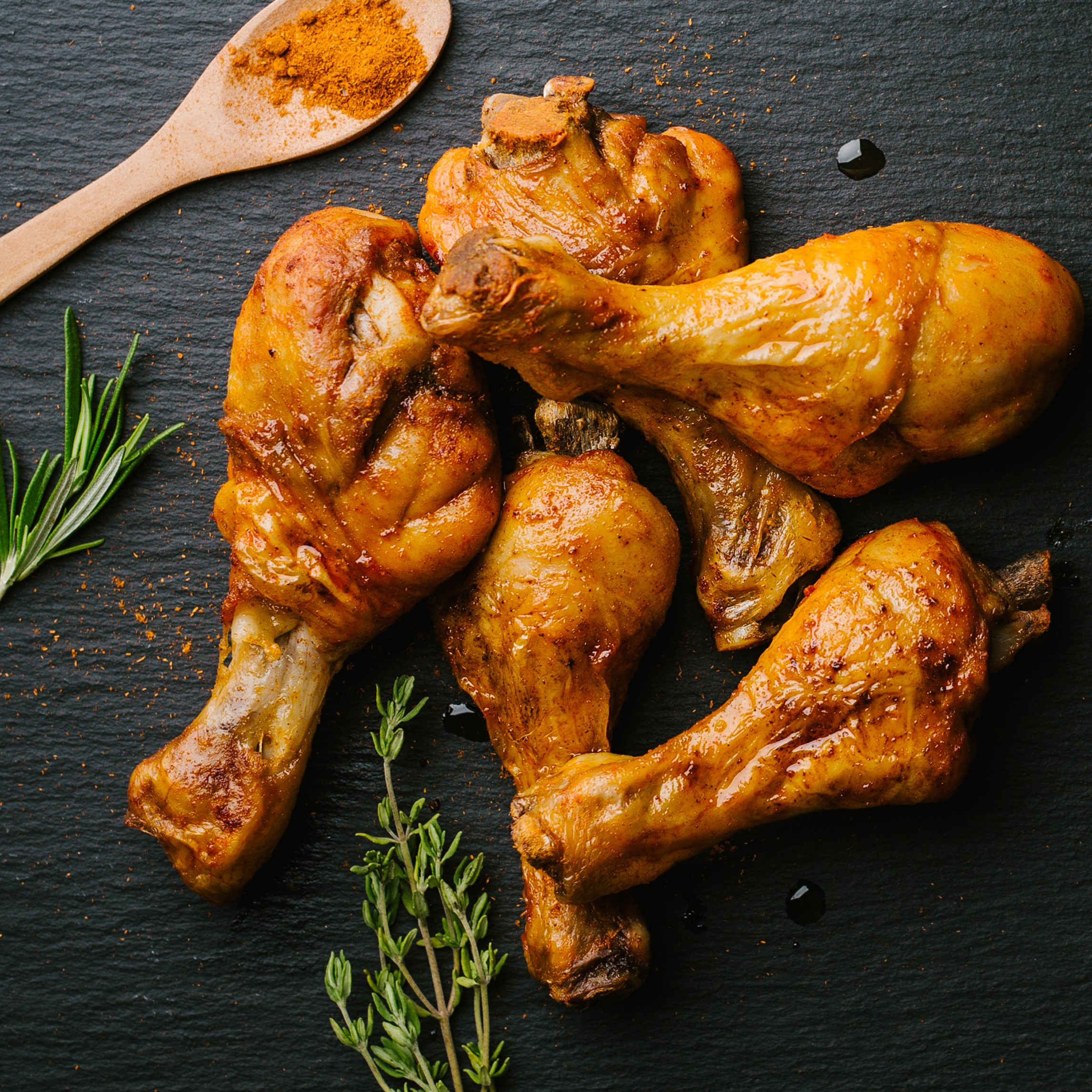 Chicken Drumsticks (sold out for season - back in stock June)