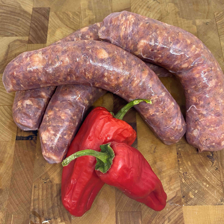 Pork Sausage - Andouille (4 per pack)