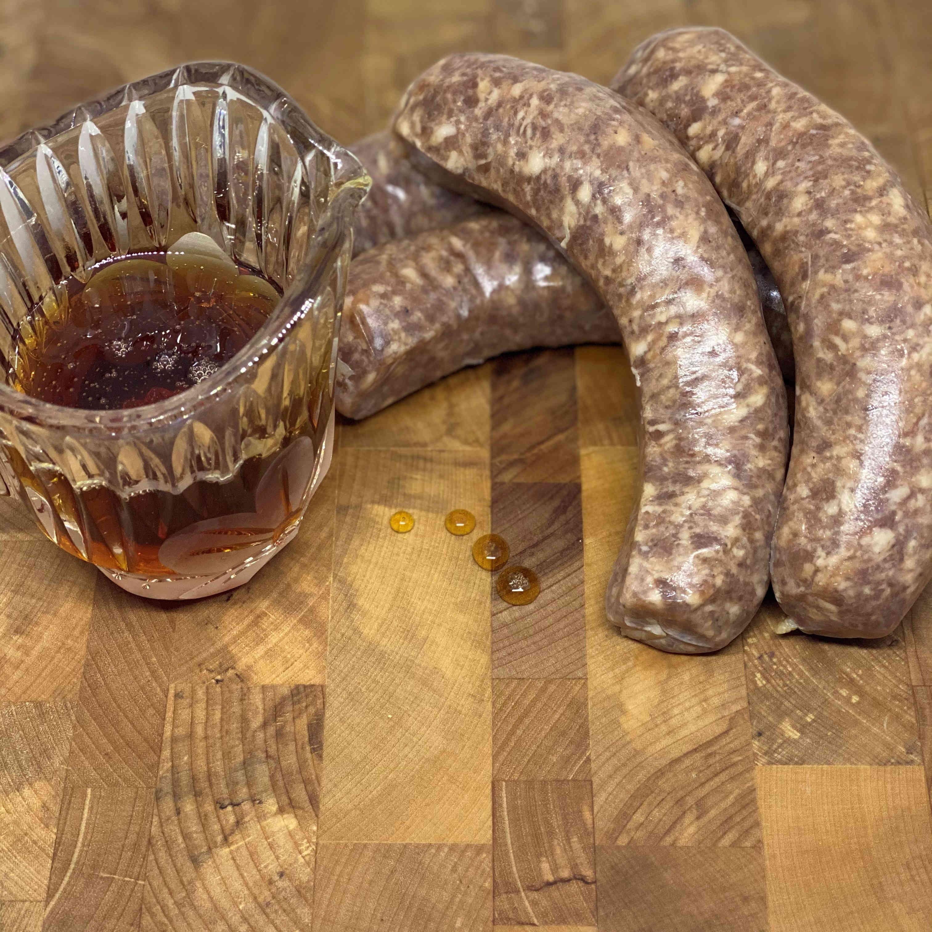 Pork Sausage - Maple Breakfast (4 per pack)