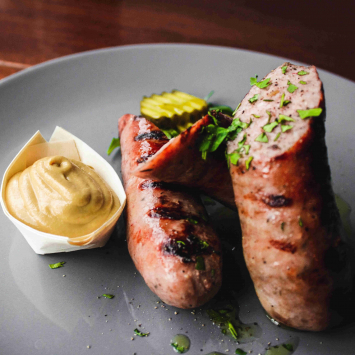 Pork Sausage - Bratwurst (4 per pack)