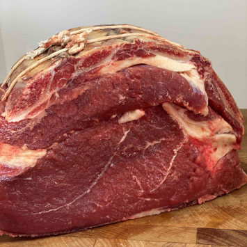 Beef Cross Rib Roast